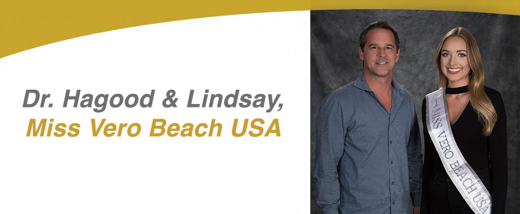 Dr. Hagood and Lindsay